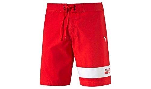 SF Boardshorts Rosso Corsa Board Shorts SM