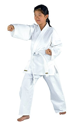 Karateanzug Renshu von KWON, weiß, 551001, Gr.150