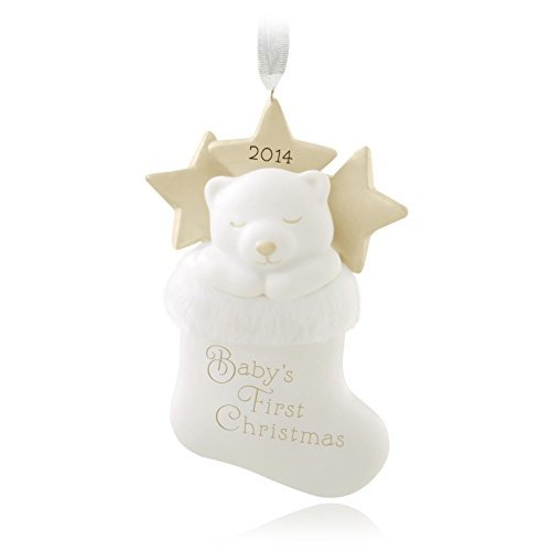 1-x-hallmark-2014-babys-first-christmas-stocking-for-ornaments-by-hallmark-keepsake