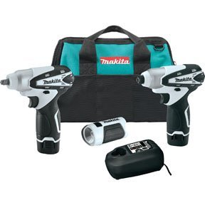 Price comparison product image Makita LCT319W Cordless Impact Wrench by Makita