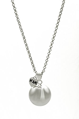 harmony-ball-mamir-pendant-silver-plated-with-steel-chain-and-heart-silver-plated