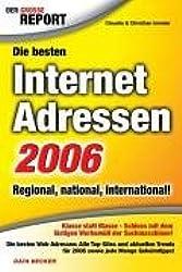Die besten Internet-Adressen 2006