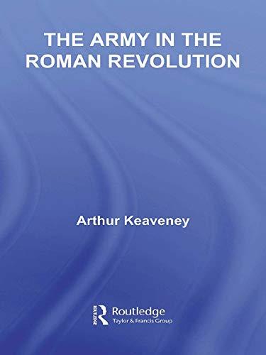 Descargar The Army in the Roman Revolution PDF Gratis