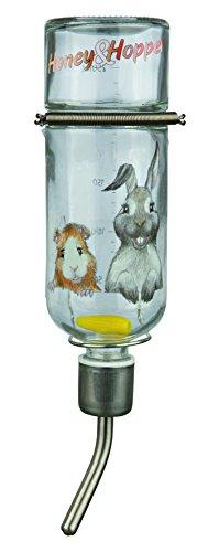 Trixie Honey und Hopper Glas Wasser Flasche