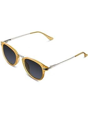 Meller Bioko Amber Carbon - Gafas de sol polarizadas UV400 Unisexo