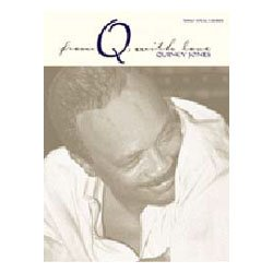 Partition : Jones Quincy From Q, With Love Pvg