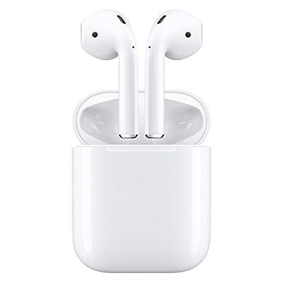Apple AirPods écouteurs sans fil (Bluetooth, Lightning) - Blanc de Apple Computer
