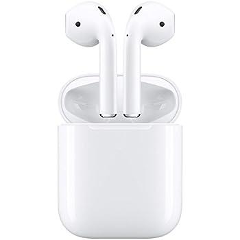 Apple AirPods écouteurs sans fil (Bluetooth, Lightning) - Blanc