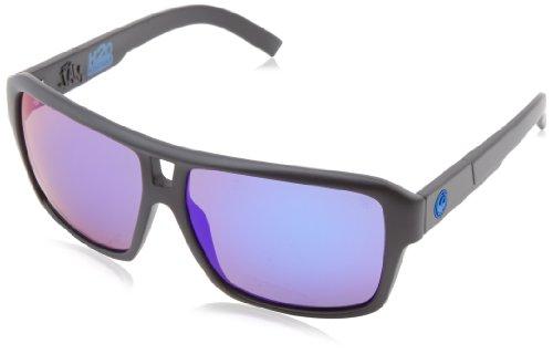 Dragon Unisex-Erwachsene Brillengestelle DR The Jam Polar 2, Blau (Matte H20/Bluee Ion P2), 69.0