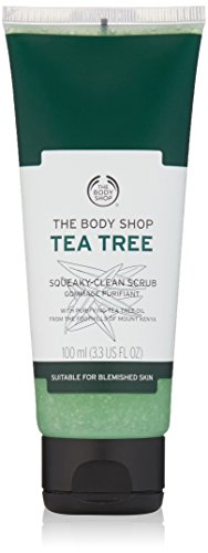 The Body Shop Daily Scrub Tea Tree, 100ml