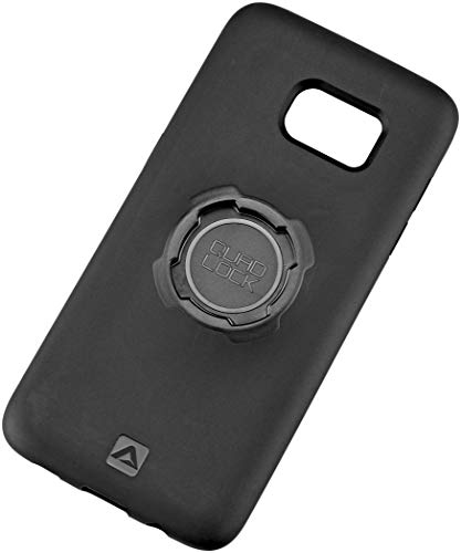 Quad Lock Custodia per iPhone, Unisex Adulto, QLKC107SE, Nero, Taglia Unica