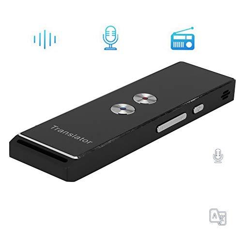 Muama Translator, X9 Traduttore Vocale Multilingue, Tascabile Interprete Elettronico in Tempo Reale Supporto per Bluetooth/Testo/Vocale per Apprendimento/Viaggi/Affari