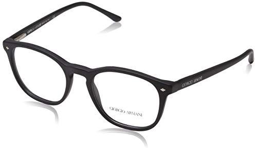 Armani Gestell 7074 504250 (50 mm) schwarz