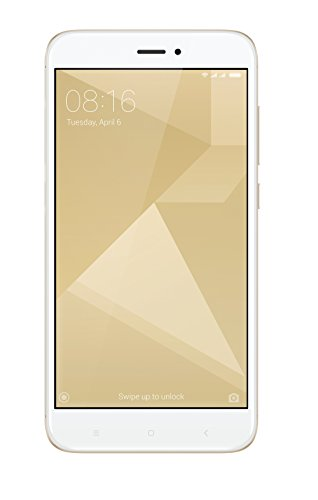 "Xiaomi Redmi 4x - Smartphone libre de 5"" (4G, WiFi, Bluetooth, Snapdragon 435 1.4 GHz, 32 GB de ROM ampliable, 3 GB RAM, rear camera 13 Mp, MIUI Android, dual-SIM), air [Spanish version]"
