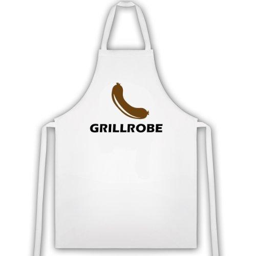 LOGOTEAM KG 'Barbecue Tablier & Tablier de cuisine avec le Imprimé obeals Idée Cadeau à toutes les occasions