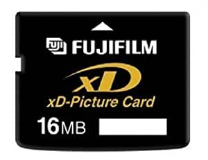 Fujifilm xd picture card carte m moire 16 mo for Carte memoire xd darty