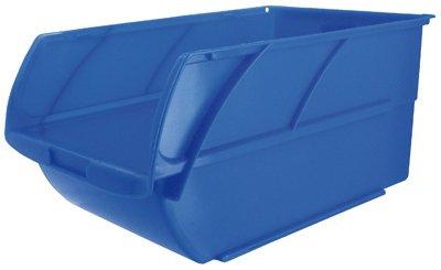 Stanley Caja organizadora Abierta, Espacio para Guardar Cosas de 10 litros, Azul, 20 x 32,7 x 15,6 cm 056400-015