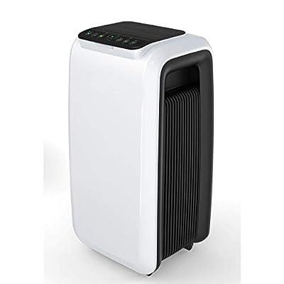 Amcor 12000 BTU Portable Air Conditioning Unit Mobile Air Conditioner 1.16 kW - White