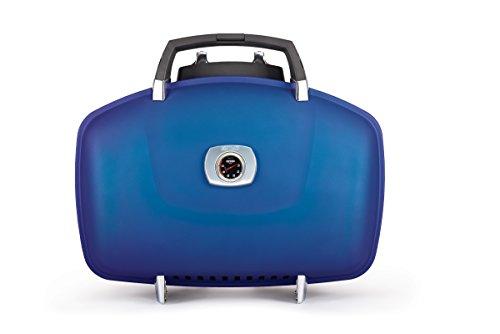 Napoleon Travelq 285 Tragbar Propan Gas Grill Blau