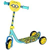 Jokeria Minions - Patinete de 3 ruedas - 27603-S