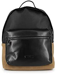 Trussardi Jeans, CANAZEI BACKPACK SMOOTH ECOLEA Uomo, NR