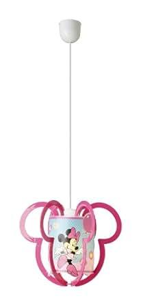 Brilliant mch0033eu suspension minnie design e27 amazon - Lampadari per camere ragazzi ...