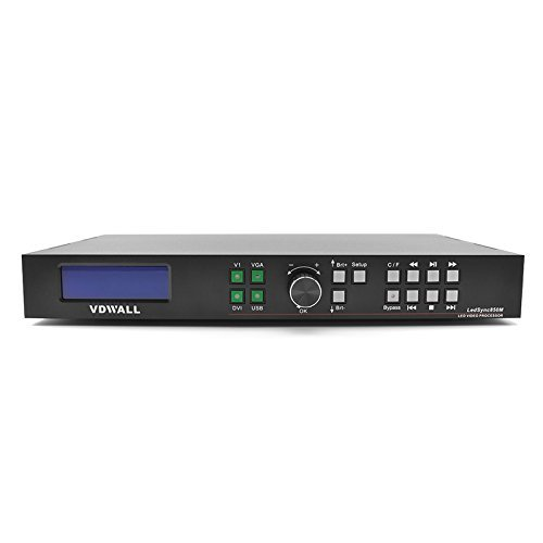 VDWall LEDSync850M LED Video Processor for LED Video Wall