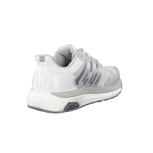 adidas Supernova St, Chaussures de Running Compétition Homme Blanc (Footwear White/silver Metallic/grey One)