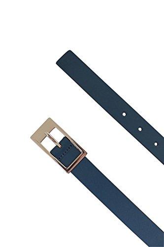 ESPRIT 096EA1S003, Cintura Donna, Blu (TEAL BLUE), Small (Taglia Produttore: 80)