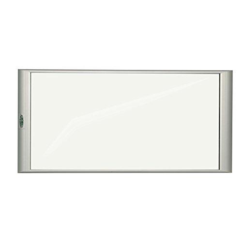 Strahler Pion Glass 1300 Watt Infrarot Heizstahler Wärmestrahler Dunkelstrahler Hallenheizung