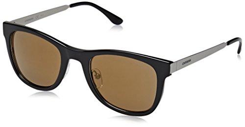 Carrera 5023S_TRH, Montures de lunettes Mixte Adulte, Noir (Nero/Grigio), 52