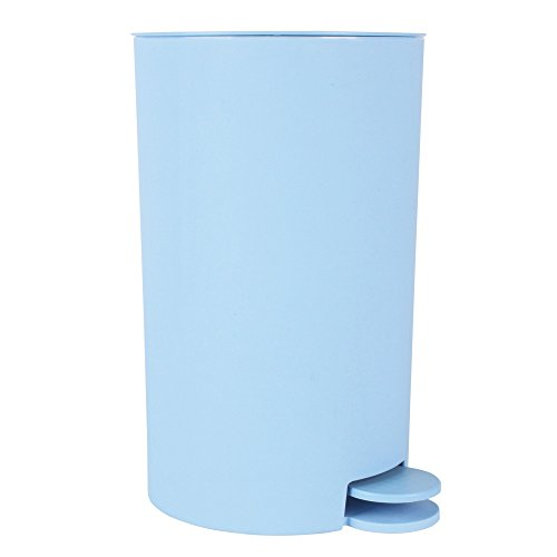 MSV Kosmetikeimer 'Osaki' Mülleimer Treteimer Abfalleimer - 3 Liter – mit herausnehmbaren...