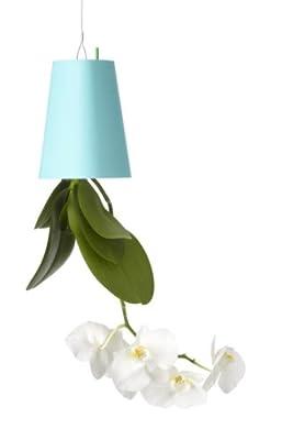 Boskke Sky Planter Recycled Small, blau von Boskke auf Du und dein Garten