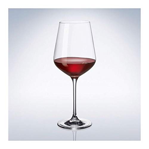 Villeroy & Boch La Divina Set 4 Verres à Bordeaux 0,65 l Cod. 16 - 6621 - 0130