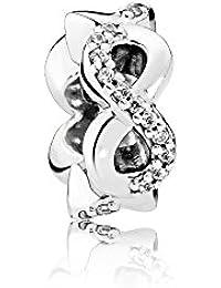 Pandora Espaciadores de abalorios Mujer plata - 792101CZ