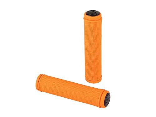 Grips 100mm für Fixie, Fixed Gear, BMX Bike, Cruiser Fahrrad, Orion, Orange (Bmx Bike Gear)