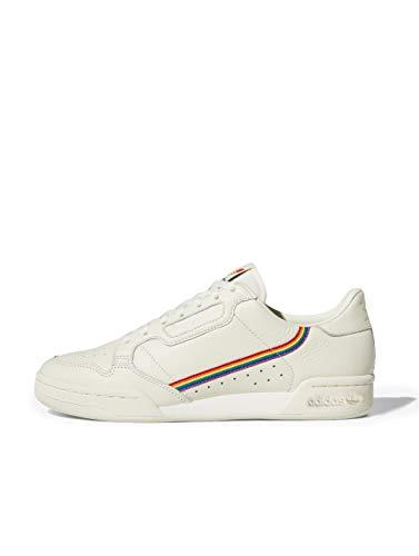 adidas Originals Sneaker Continental 80 Pride EF2318 Weiß Beige, Schuhgröße:44 80 Schuh