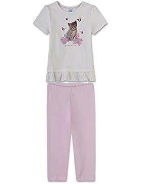 Sanetta Mädchen Zweiteiliger Schlafanzug 231901