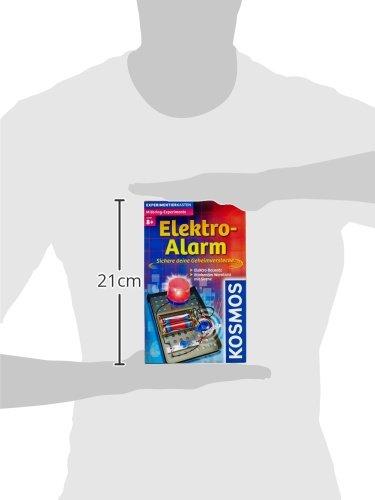 Kosmos 659172 - Experimentierset Elektro-Alarm - 3