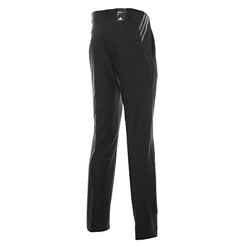 adidas Herren Ultimate 365 3-Stripes Tapered Pants Jogginghose, Schwarz (Negro Dq2206), One Size (Herstellergröße: 3834) -