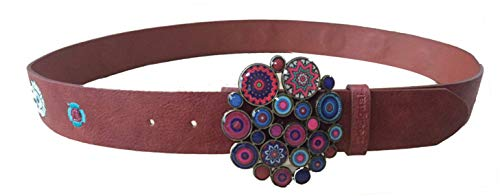 Desigual Cintura donna belt nanit 19warp18 90 cuoio