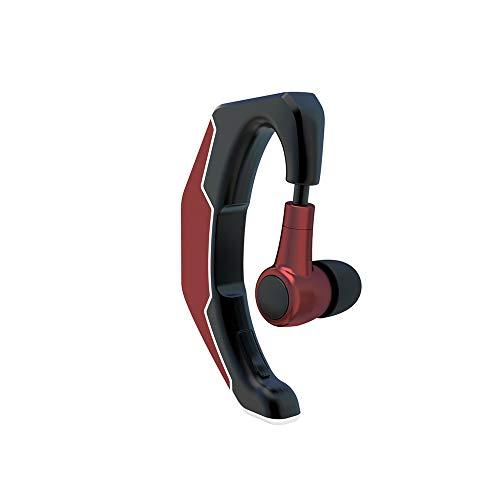 VISTANIA Bluetooth-Headset, Wireless Bluetooth Kopfhörer 4.1 Wasserdichte Ohrhörer Für Handsfree Calling Nice Für Running Cycling Gym Sport,Red - Red Hands Free-headset
