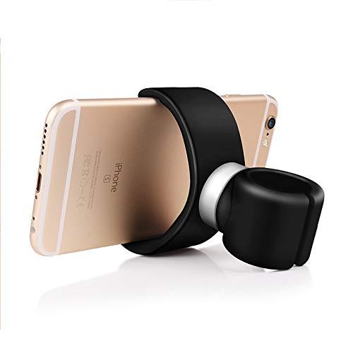 TiooDre Universal 360Grad Air Vent Fahrrad Auto Handy-Halter Steht für iPhone 6Plus//6S/5S/5/4S -