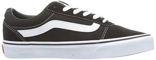 WardSneakers FemmeNoirsuedecanvasBlackwhite Vans Vans Vans WardSneakers WardSneakers FemmeNoirsuedecanvasBlackwhite Basses Basses rxCBoeEQdW