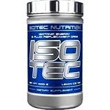 Isotec (1 kg) Scitec Nutrition Parfum citron vert