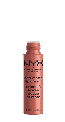 Utposts Nyx Soft Matte Lip Cream Cannes