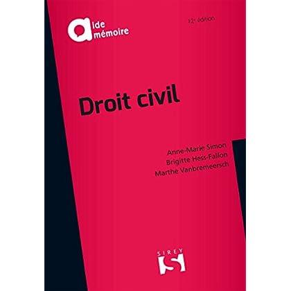 Droit civil - 12e éd.
