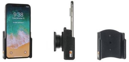 Preisvergleich Produktbild Brodit Halterung 511997 Apple iPhone X - passiv