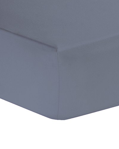 amigozone-plain-pollycotton-fitted-sheet-double-gray