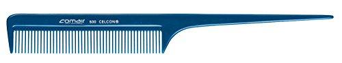 Comair Azul Profi-Line 500 dientes gruesos Peine cola